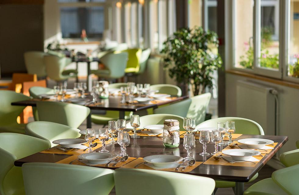Le restaurant - Hôtel Club Ker Beuz