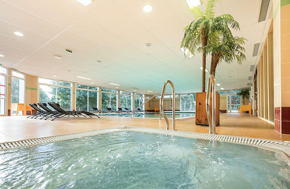 Le spa - Hôtel Club Ker Beuz