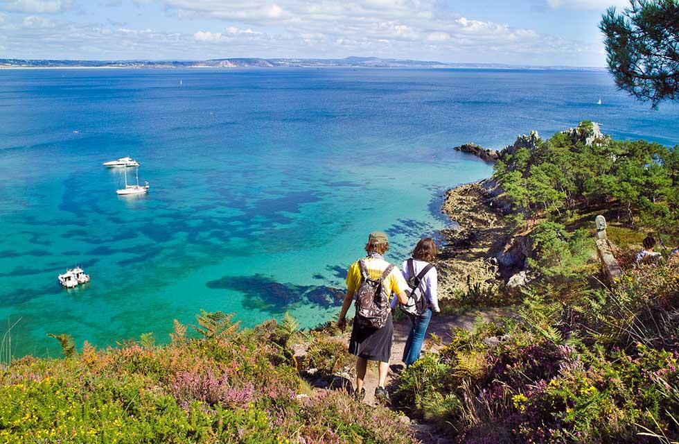 Randonnée en Presqu'île de Crozon